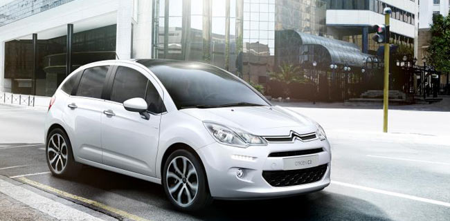 citroen c3 driveline fleet car leasing. Black Bedroom Furniture Sets. Home Design Ideas