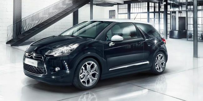 citroen ds3 driveline fleet car leasing. Black Bedroom Furniture Sets. Home Design Ideas