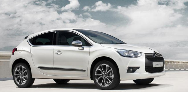 Lease a Citroen DS4