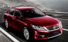Honda Accord lease