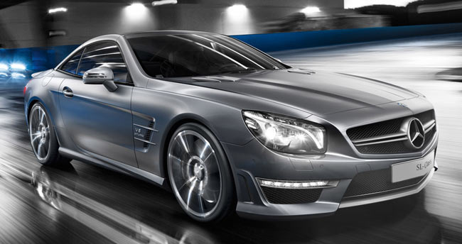 Mercedes Benz S Class Driveline Fleet Car Leasing