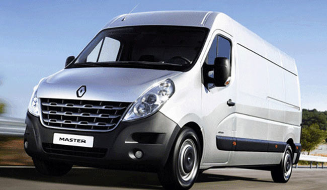 Lease a Renault Master