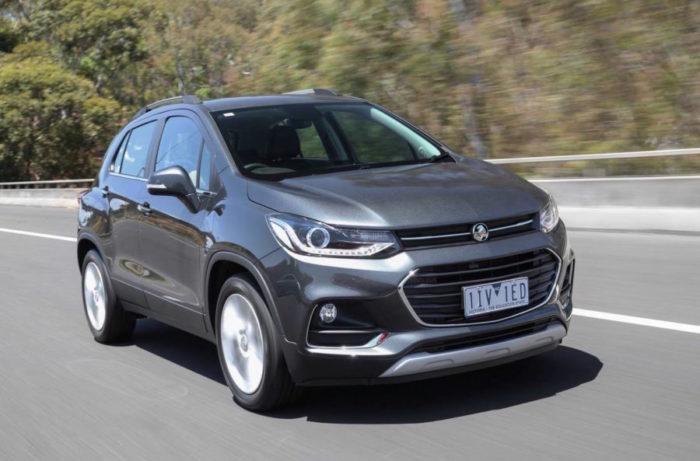 Holden Trax - Driveline Fleet - Car Leasing