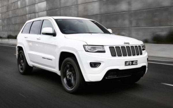 Jeep Grand Cherokee Driveline Fleet Car Leasing
