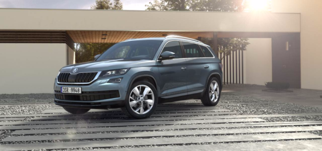 skoda kodiaq suv driveline fleet car leasing nz. Black Bedroom Furniture Sets. Home Design Ideas
