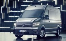 Lease a Volkswagen Crafter