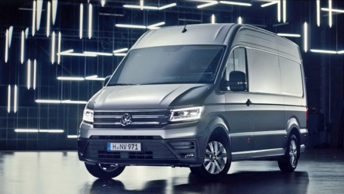 volkswagen crafter van driveline fleet car leasing. Black Bedroom Furniture Sets. Home Design Ideas