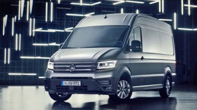 Volkswagen Crafter Vehicle Lease | Van | Driveline Fleet