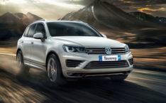 Lease a Volkswagen Touraeg