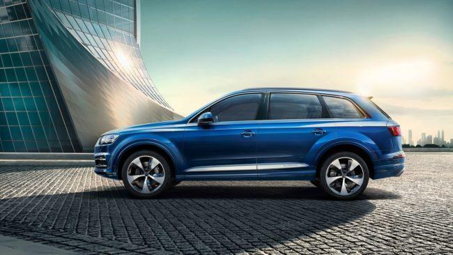 Lease an Audi Q Range