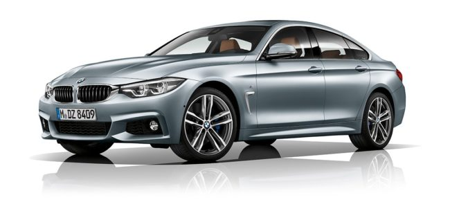 Lease a BMW 4 series