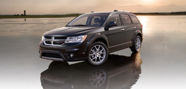 Lease a Dodge Journey