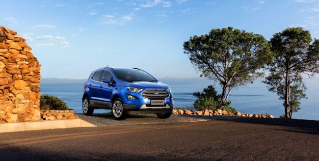 Lease a Ford EcoSport