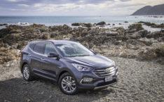 Hyundai Santa Fe lease