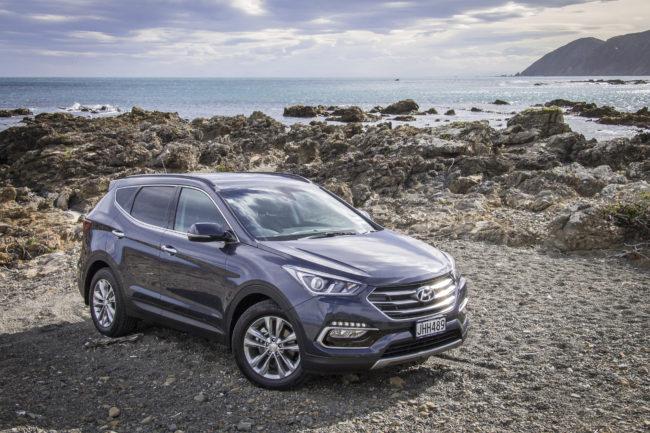 Lease a Hyundai Santa Fe
