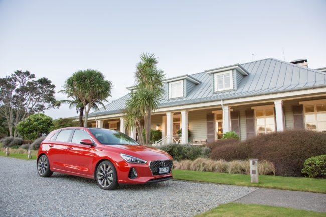 Hyundai i30 lease