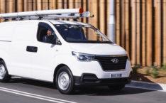 Hyundai iLoad lease
