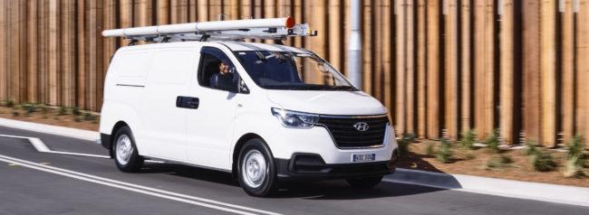 Lease a Hyundai iLoad