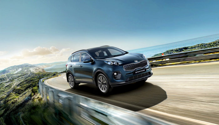 Kia Sportage Suv Driveline Fleet Ltd Car Leasing