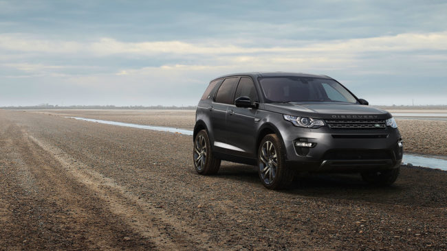 Lease a Land Rover Discovery