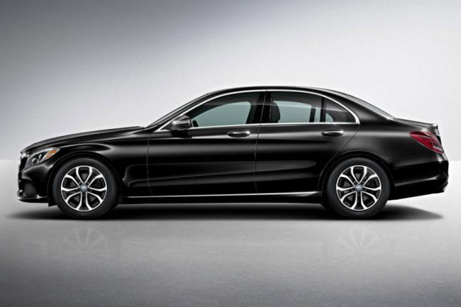 Lease a Mercedes Benz C Class