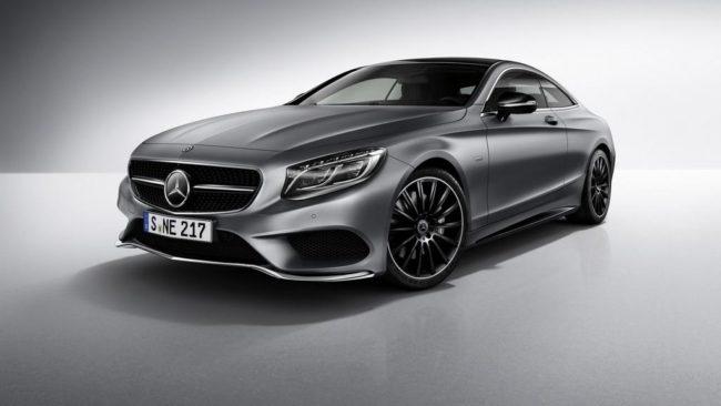 Lease a Mercedes Benz S Class