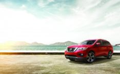 Lease a Nissan Pathfinder
