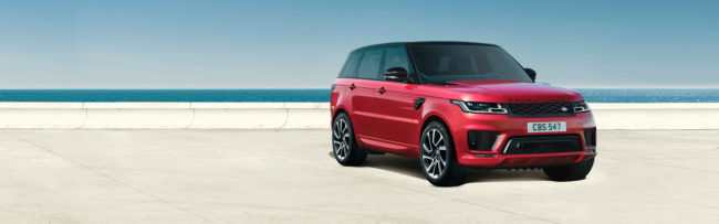 Lease a Range Rover