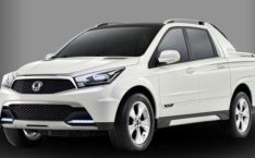 Lease a Ssangyong Actyon