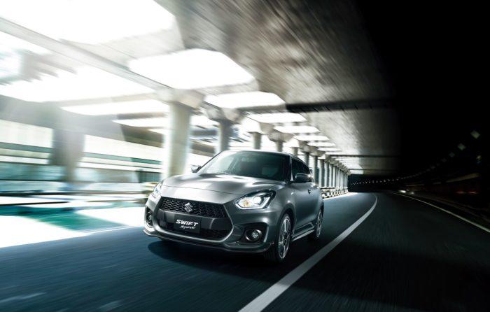 Suzuki Swift Vehicle Lease Small Car Driveline Fleet