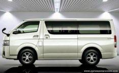 Toyota Hiace Lease