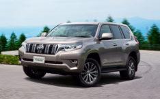 Toyota Land Cruiser lease