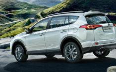 Toyota Rav4 lease