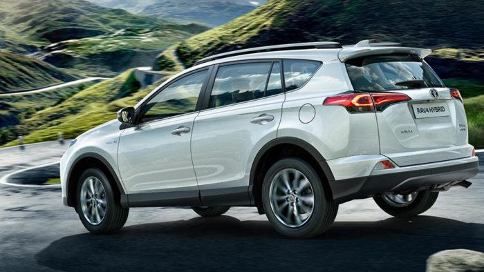 Short Term Leasing >> Toyota Rav4 - Driveline Fleet - Car Leasing New Zealand
