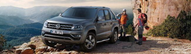 Lease a Volkswagen Amarok