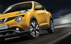 Nissan Juke Lease