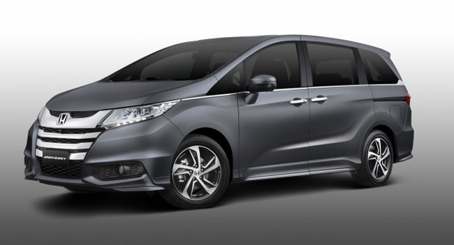 Honda odyssey driveline fleet car leasing for Honda minivan lease