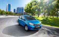Suzuki Celerio lease