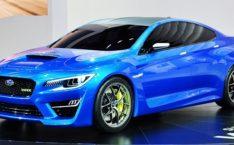Subaru WRX lease