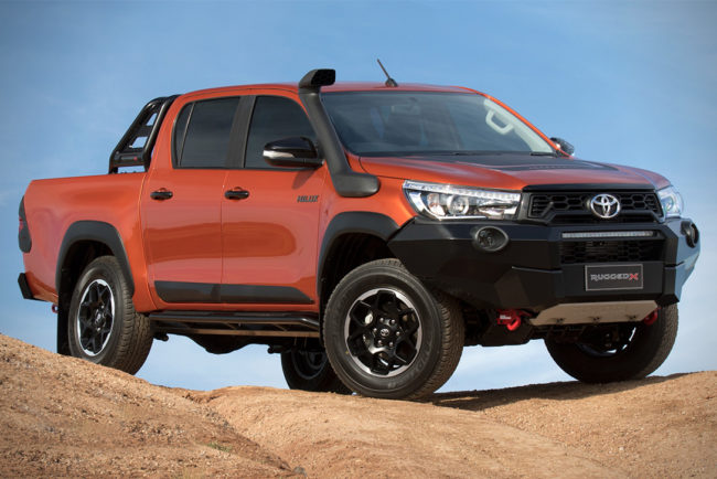 lease a toyota hilux