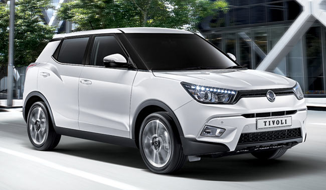 Leasing Car Nz Ssangyong