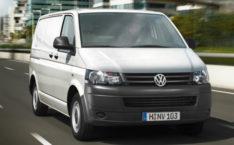 Lease a Volkswagen Transporter