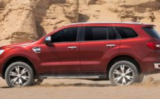 Lease a Ford Everest