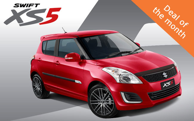 suzuki swift xs5
