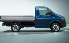 Volkswagen Transporter Dropside lease