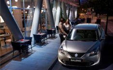 Suzuki Baleno lease