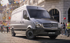 Mercedes Benz Sprinter lease