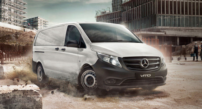 Lease a Mercedes Benz Vito