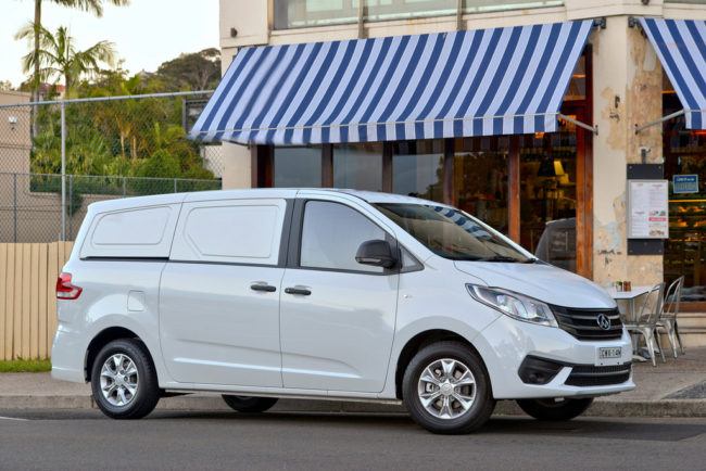 c0f56fee74 LDV G10 Van Review - Driveline Fleet - car leasing