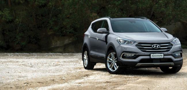 2017 Hyundai Santa Fe Review Driveline Fleet Car Leasing